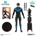 McFarlane DC Multiverse 7″ – Modern Nightwing (BAF)