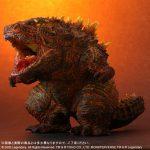 X Plus DefoReal Series – Burning Godzilla (2019)