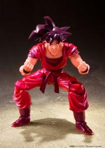 SHFiguarts – Son Goku (Kaio Ken)