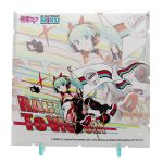 Dioramansion 150 Racing Miku 2020 Ver – Pit Option Panel Key Visual R
