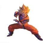 Ichibanso Figure DB – SS Son Goku (Ultimate Ver)