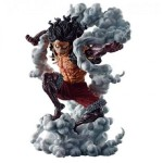 Ichibanso Figure One Piece – Monkey D. Luffy Gear 4 Snakeman (Battle Memories)