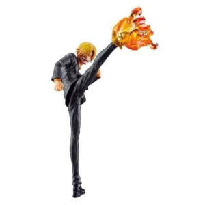 Ichibanso Figure One Piece – Sanji (Battle Memories)