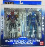 SIC Vol 47 – Masked Rider Den O Climax Form & Urataros Imagin