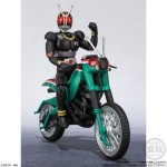 Bandai Shodo X Vol 5 – Masked Rider Black & Battlehopper