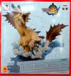 Banpresto DXF Monster Hunter Statue Model Monster – Lagiacrus