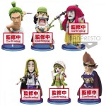 WCF One Piece – Wanokuni Vol 4 (set of 6)