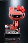 Chogokin – Hello Kitty Zaku II Char`s