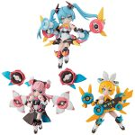Desktop Singer – Hatsune Miku Series (set of 3)