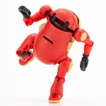 Sentinel – Simpler Mechatro WeGo Red