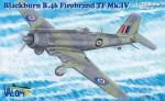 Valom Models 1/72 – British Blackburn Firebrand TF Mk.4 Torpedo Bomber Fighter