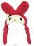 Sazac Kigurumi Cap – My Melody (Red)