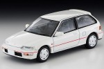 Tomica 1/64 LV-N182B – Honda Civic SIR II (White)