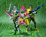SHFiguarts – Masked Rider EX Aid Beginning Set (Set of 3)