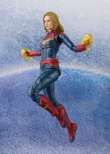 SHFiguarts – Captain Marvel