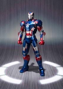 SHFiguarts – Iron Patriot