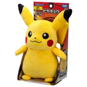 Takara Tomy Pokemon Plush – Pikachu