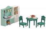 Epoch Sylvanian Families SE-198 – Osusume Dining Room Set