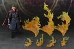 SHFiguarts – Dr Strange & Burning Flame Set