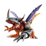 Precious GEM Digimon Adventure – Metal Greymon