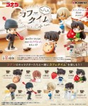 Re-ment Detective Conan – Cafe Time (box of 8)