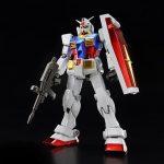 PG 1/60 – RX-78-2 Gundam (Titanium Finish)