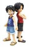 Megahouse POP One Piece CB-EX – Luffy and Ace