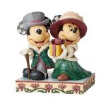 Enesco Disney Traditions Victorian Elegant Excursion – Mickey and Minnie
