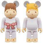 Medicom Bearbrick Sanrio – Little Twin Stars Kiki & Lala (Retro Ver)