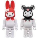 Medicom Bearbrick Sanrio – My Melody Red Melody & Kuromi