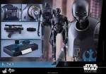Hot Toys MMS 406 Star Wars Rogue One – K2SO