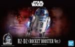 Bandai SW Plamo 1/12 – R2-D2 Rocket Booster