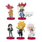 Banpresto WCF SDBH – Volume 6 (set of 5)