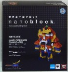 Nanoblock – Masked Rider Gaim Orange Arms