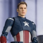 SHFiguarts Avengers Endgame – Captain America (CAP VS CAP)