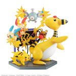 GEM EX Series Pokemon – Electric Type Electric Power!