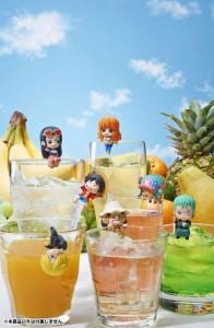 Ochatomo Series One Piece – Pirates' Tea Time (set of 8)