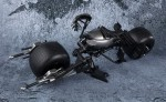 SHFiguarts The Dark Knight Rises – Batpod