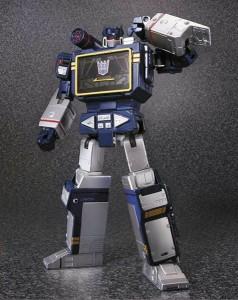 Takara Tomy Transformers MP 13 – Soundwave