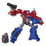 Hasbro Transformers Cyberverse Deluxe Class – Optimus Prime