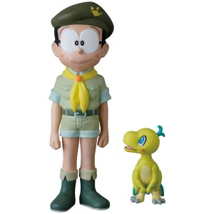 Medicom UDF Doraemon Movie Nobita`s New Dinosaur – Nobita