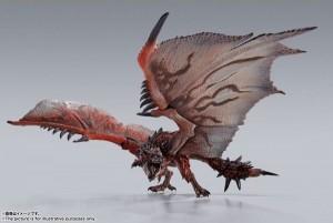 SHMonsterArts Monster Hunter – Rathalos