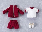 GSC Nendoroid Doll Outfit Set – Gym Clothes (Red)