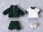 GSC Nendoroid Doll Outfit Set – Gym Clothes (Green)