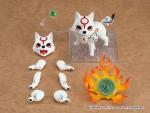 GSC Nendoroid Okami – Amaterasu