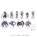 A3 Acrylic Puchi Stand – Yu-Gi-Oh! Duel Monsters 02/ GraffArt (box of 10)