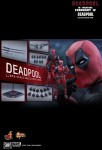 Hot Toys MMS 347 Deadpool – Deadpool *open seal only
