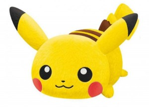 Banpresto Pokemon Kororin Friends Plush – Pikachu