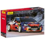 Heller 1/24 – Citroen DS3 WRC 2012