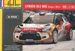 Heller 1/24 – Citroen DS3 WRC 2013